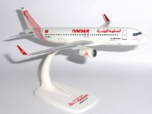 Airbus A320 Tunisair Tunisia Snap Fit Collectors Model Scale 1:200 E